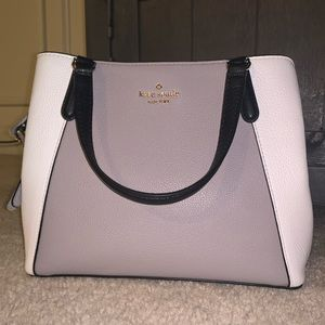 NTW's MED TRIPLE COMPARTMENT KATE SPADE SATCHEL